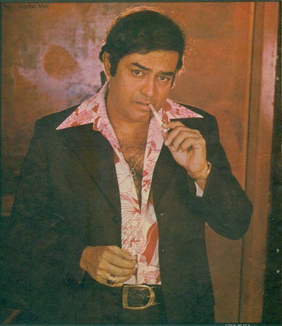 Hello, gorgeous! Sanjeev Kumar