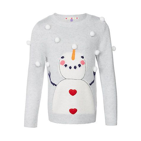 John Lewis Snowman Knitting Pattern : 1000+ ideas about Novelty Christmas Jumpers on Pinterest Christmas Sweaters...