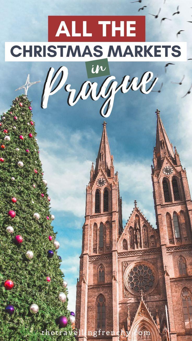 Best Travel Days Christmas 2020 Full List of Prague's Christmas Markets for 2020   Europe travel