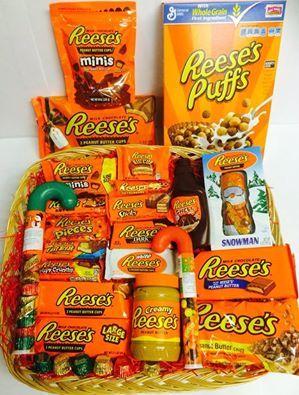 Reese's Gift Basket