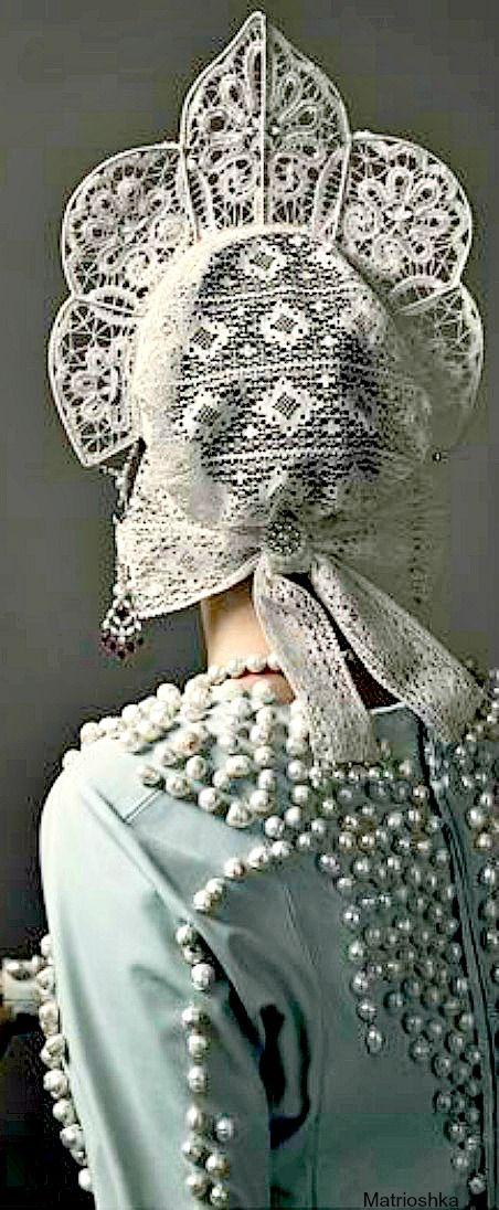 Acne dress;  Graff; Mikimoto; Korlof accessories