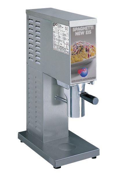 Spaghetti New Eis,  le macchine complementari del nostro partner commerciale BRAVO.