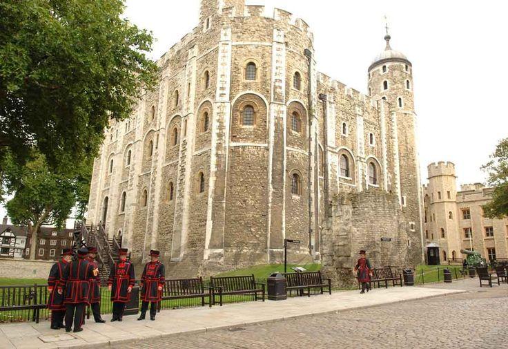 Juego de Tronos: Torre de Londres. Puedes ampliar la información de castillos medievales en nuestro artículo del blog de www.solerplanet.com