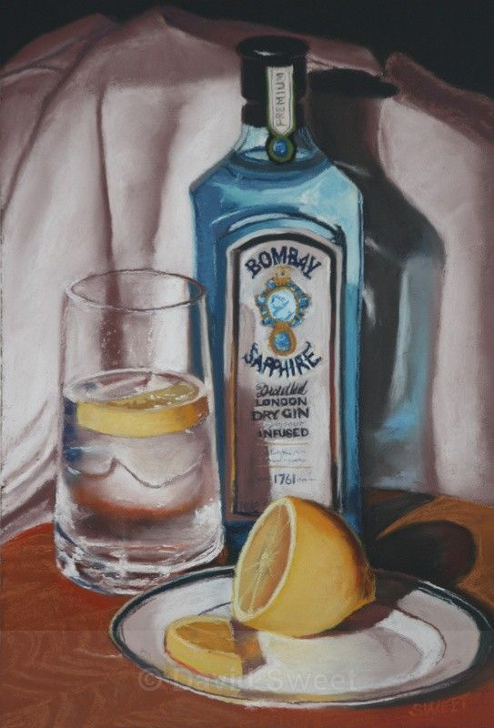 Bombay Sapphire - Paintings