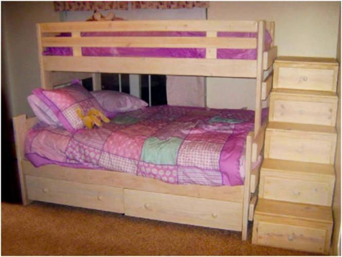 bunk beds | Bunk beds, loft beds, stackable beds, trundle beds for sale in North ...