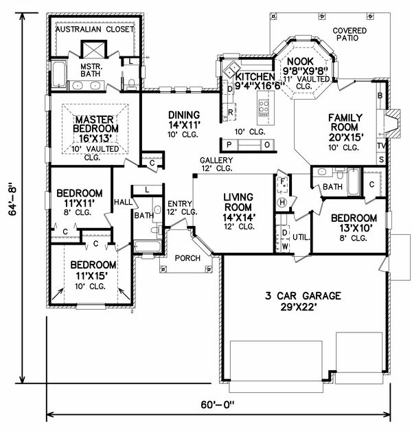 17 Best Images About House Plans To Think About On