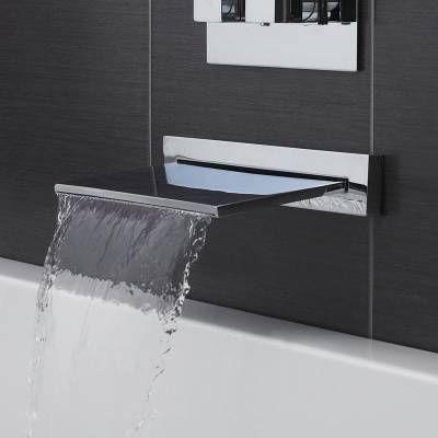 Robinet baignoire cascade 237€