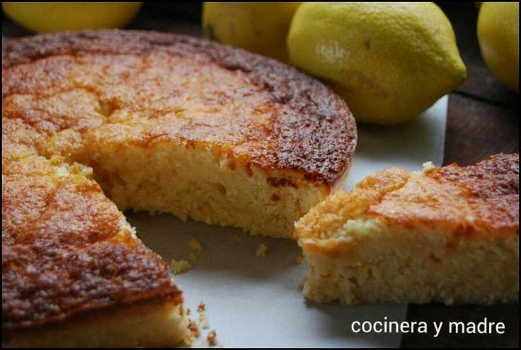 bizcocho-de-limón-esponjoso