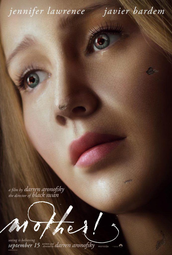 Mother 2017 Horror Thriller Dir Darren Aronofsky Scary Movie List Darren Aronofsky Good Movies