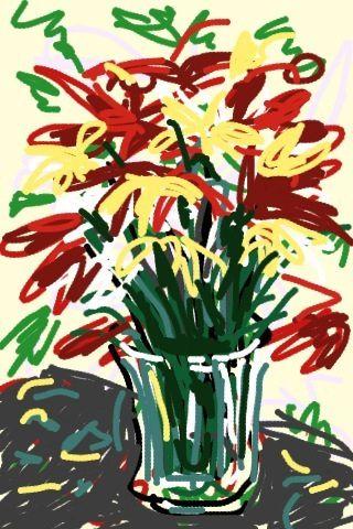 Alison Jardine - iphone drawing
