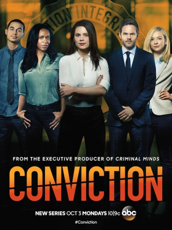 Conviction - A brilliant attorney and former First Daughter is blackmailed to heading a unit that investigates cases of wrongful conviction.