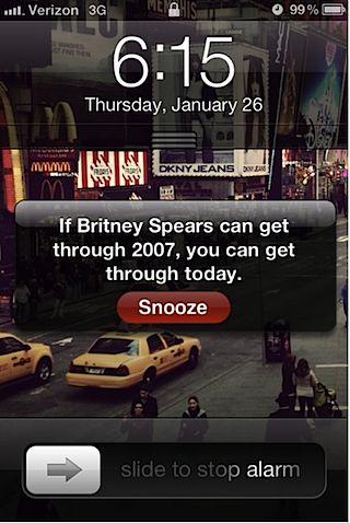 motivation! Lol