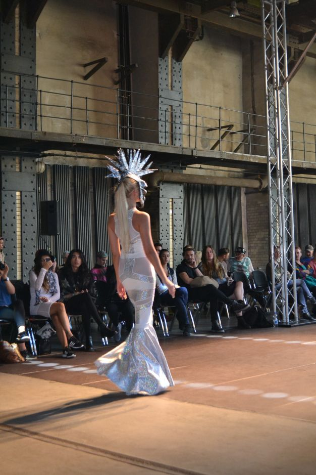 Berlin Alternative Fashion Week www.veiledgrey.com