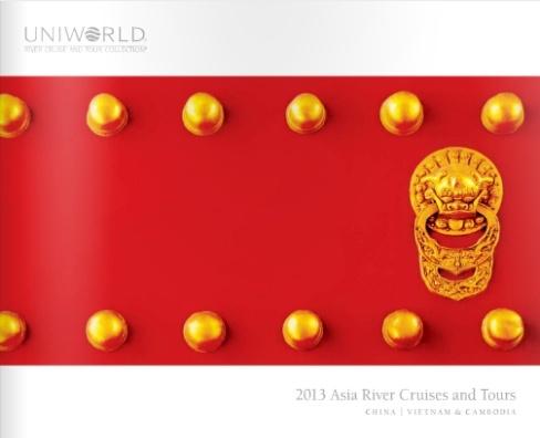 Uniworld River Cruise - Asia  jane@worldtravelspecialists.biz