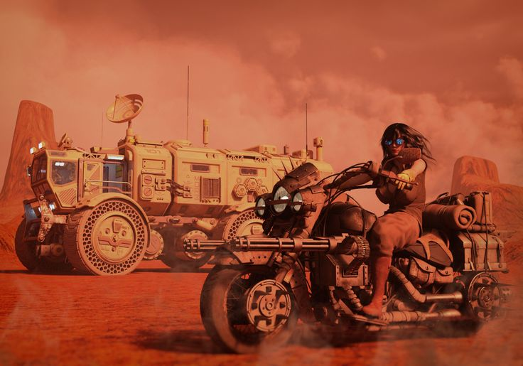 Martian Big dust 2
