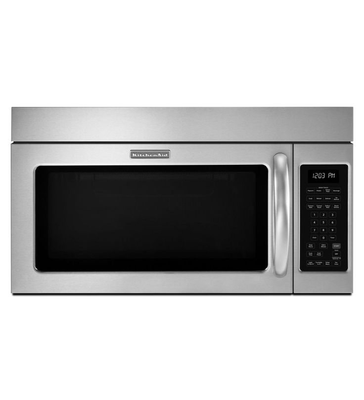 Learn About Features And Specifications For The Kitchenaid Microwave Hood Combination Oven Architect Series Ii