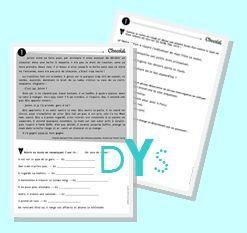 Fichier PICOT DYS CM1/CM2