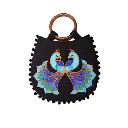 Perdita Peacock bag