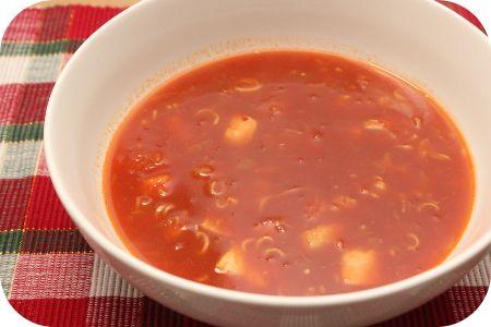 Indische Tomatensoep - Brutsellog Erg lekker!