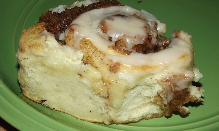 Not bad in a pinch, when the crowd calls for cinnamon rolls and you're out of the refrigerated variety ;)    Quick and Easy Homemade Cinnamon Rolls with No Yeast!