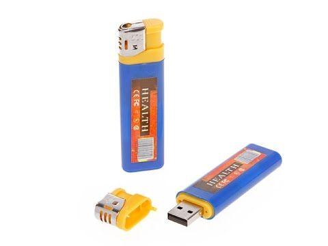 Accendino Spia  Lighter Mini Camera DV DVR accendino macchina AUDIO VIDE...