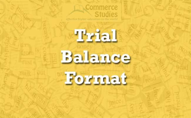 A trial balance is a statement of debits and credits of all accounts in the ledger on a particular date prepared to test arithmetical accuracy of the books.