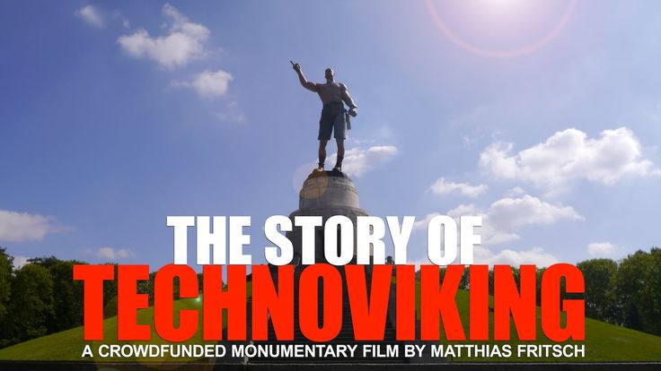 Remember Techno Viking?  Someone made a documentary about him and it's quite interesting!