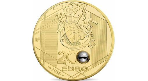 Numizmatyczne szaleństwo Euro 2016 - Skarbnica Narodowa - sklep numizmatyczny