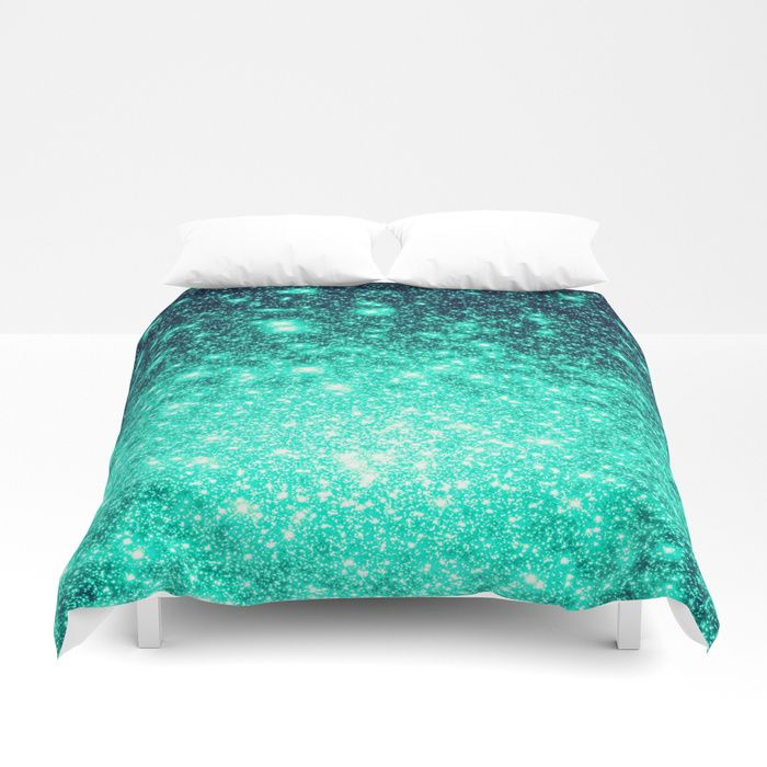 Buy Stars Ombre Cool Aqua & Teal Duvet Cover by me101. Worldwide shipping available at Society6.com. Just one of millions of high quality products available.