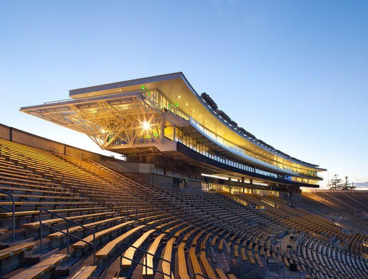 UC Berkeley's renovated Memorial Stadium, Studios Architecture, Photo: BDA