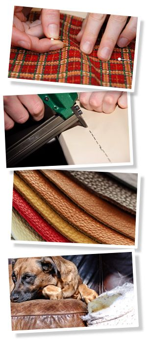 Reupholstery costs