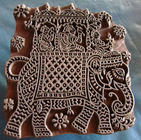 The Machilipatnam Kalamkari craft made at Pedana near by Machilipatnam in Krishna district, Andhra Pradesh, evolved with patronage of the Mughals and the Golconda sultanate.
