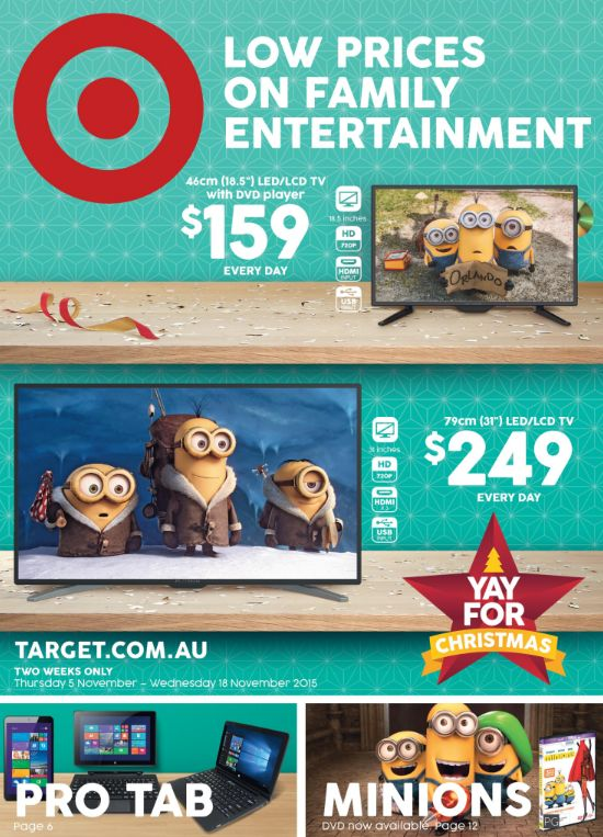 Target - Low prices on family entertainment - 05_11 18_11