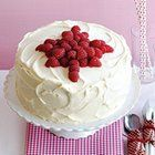 Canada's Best Raspberry Layer Cake