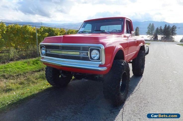1969 Chevrolet C/K Pickup 1500 #chevrolet #ckpickup1500 #forsale #canada