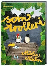 Som Trolleri av Mårten Melin. Jag tyckte boken var väldigt bra, den var romantisk och ibland sorglig. När jag kommit in i boken ville jag inte sluta läsa. Den passar till både tjejer och killar 11-16 år.