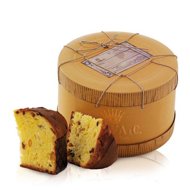 Panettone packaging for Holiday 2013 // Panettoni G .Cova & C.