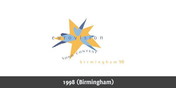 Eurovision Song Contest 1998 logo