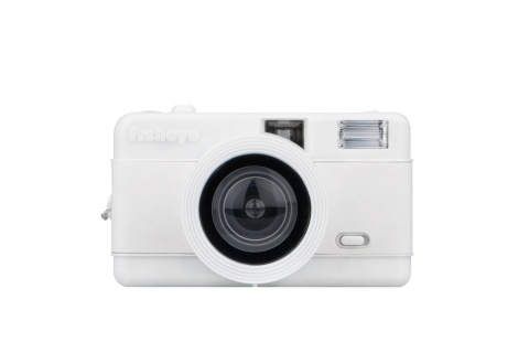 Fisheye 1 package white - Cameras - Lomography Shop