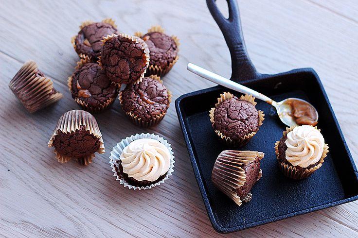 chokladmuffins recept