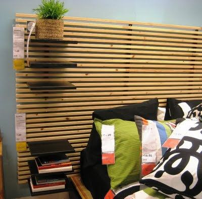 Cool Modern Headboard Looks Easy To Make And Fun Change Around