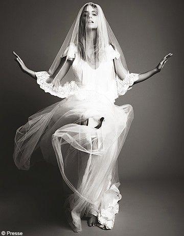 Ma robe de mariée transformable - ELLE