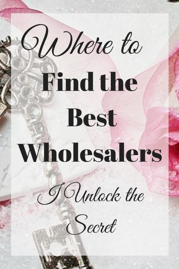 Where To Find Wholesalers Ebay Selling Tips Starting An Online Boutique Jewelry Supplies