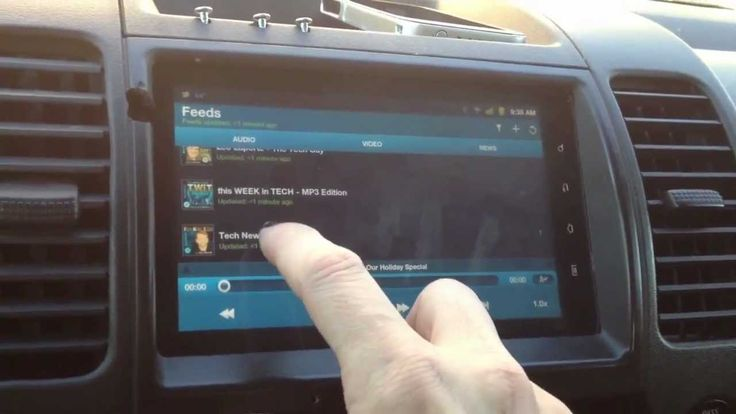 tablet computer in car - Google Search