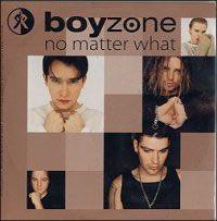Boyzone No Matter What French Promo Cd Single Cd5 5