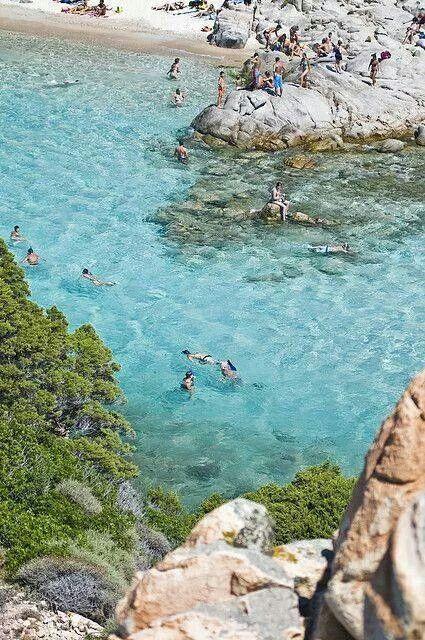 Isola di Spargi Sardinia IS on http://www.exquisitecoasts.com/