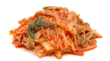 Korejské kimči