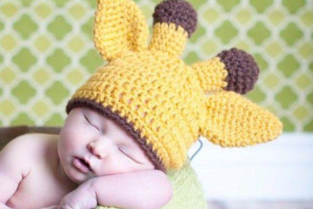 Los 36 gorros para niños en crochet más tiernos que verás