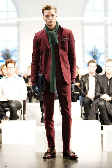 How To Talk To Girls At Parties - J. Lindeberg F/W 13.