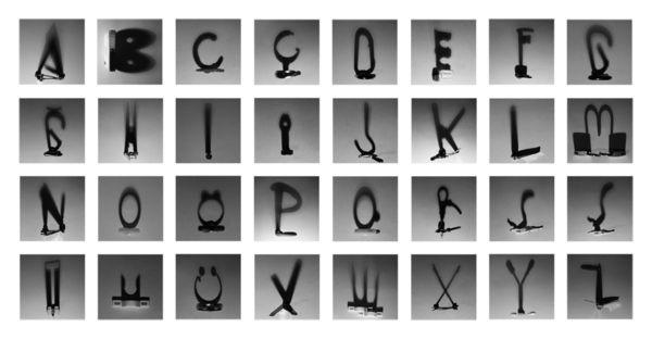 Photographic Alphabet on Behance